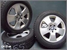 Genuine Mercedes S Class W221 17-INCH ALLOY WHEELS NEW Winter TYRES 235 55 R17