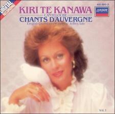 KIRI TE KANAWA Canteloube - Chants d'Auvergne CD • English Chamber Orchestra