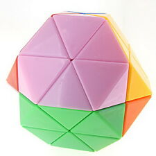 Rare Forever Color 14-Sided DaYan Gem Cube Magic Twist Puzzle Stickerless By DY