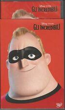 DVD : GLI INCREDIBILI  DISNEY PIXAR ED.REPACK 2016 SLIP COVER NUOVO SIGILLATO