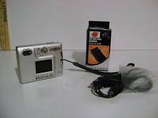Minolta Dimage Xt 3.2 Megapixel Digital Camera w/ Battery, Charger & Memory Card