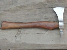 Hand Forged Viking Style Tomahawk Axe with Spike