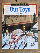 OUR TOYS/books/play/history/games/entertainment/kids/topics/study/education/1991