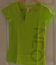 "New Adidas wms/girls top/tshirt Lime X S 30""-32"" chest"