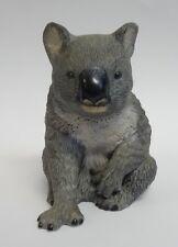 Koala Bear Matte Porcelain Animal Figurine Royal Heritage China
