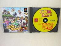 PS1 KOTOBUKI GRAND PRIX Playstation Import JAPAN Video Game p1
