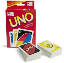 Cartas de juego Uno Nueva Edición tarjetas Super Classic Family