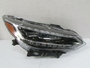 2020 2021 NISSAN SENTRA OEM RIGHT PROJECTOR TYPE LED HEADLIGHT W/ MODULE E1
