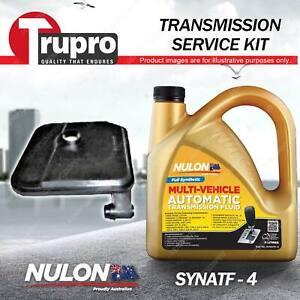 SYNATF Transmission Oil + Filter Kit for Mitsubishi Magna TE TF TH TL TJ TW