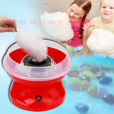 RED CANDYFLOSS MAKING MACHINE HOME ELECTRIC COTTON SUGAR CANDY FLOSS MAKER