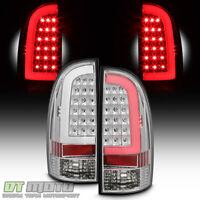 For 2005-2015 Toyota Tacoma LED Tube Tail Lights Brake Lamps 05-15 Left+Right