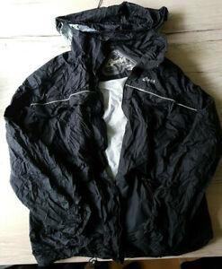 Sherpa Regenjacke Größe XXL schwarz