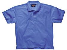 Magliette da uomo blu marca Dickies poliestere