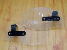 Motorcycle Clear Handle Hand Guard Protector Wind Deflectors For Suzuki Custom