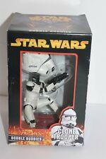Star Wars Clone Trooper Bobble Buddies Hasbro 2005 Brand New
