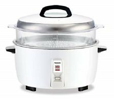 Panasonic SR-GA321SH, 17 Cup Commercial Automatic Rice Cooker with Steam Basket,