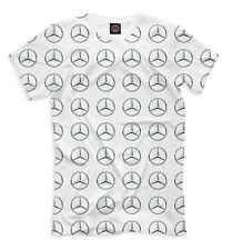 Mercedes-Benz T-shirt Men's Women's AMG Tee XS-5XL