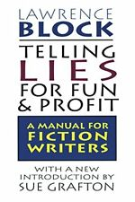 Telling Lies for Fun and Profit, Block, Lawrence 0688132286