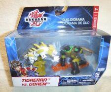 BAKUGAN BATTLE BRAWLERS**DUO DIORAMA**TIGRERRA VS GOREM**NEW IN BOX