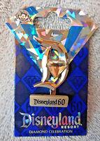 Disney Collector Pin Disneyland 60th Diamond Anniversary 2015