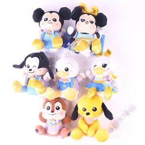 Walt Disney World 50th Anniversary Wishables Plush Set