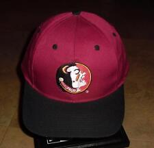 Florida State Seminoles hat Logo 7 snapback Mint Vintage 90's DS RaRe nwot FSU