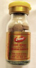 Dabur Swarna Suvarna Guggulu Herbal Remedy For Joint Pain & Arthritis - 30 Tabs