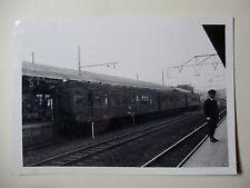 JAP642 - 1960s JNR Japanese National Railway - TRAIN PHOTO Japan