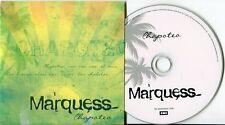 Marquess   1 Tr. CD-Single ( PROMO)   Chapteo 03.01 Min. © 2011