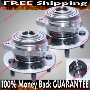 Pair FRONT Wheel Hub02-05 Jeep Liberty Sport Sport Utility 3.7 withoutABS 513178