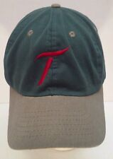 Tanqueray Gin Embroidered Green Red Snapback Hat Cap by Anaconda Sports