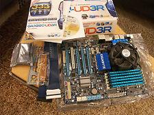 Gigabyte GA-X58A-UD3R LGA 1366 mit CPU INTEL Xeon X5650 Sixcore + 12 GB RAM