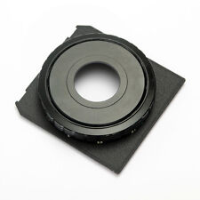 Helicoid Focusing Lens Board #00 #0 #1 For Linhof Wista Shen Hao Or DIY Camera S