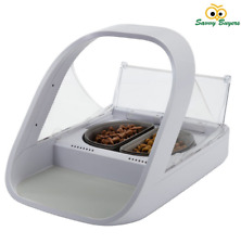 SUREFEED Microchip Pet Feeder Connect Without Hub - App Controlled White
