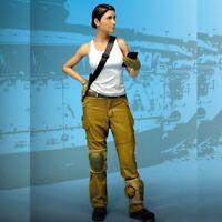 1/35 Resin Israeli Female soldier unpainted unassembled BL215