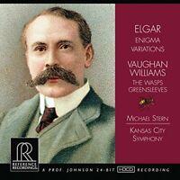 Kansas City Symphony - Elga - Vaughan Williams (Micheal Stern, Kansas [CD]