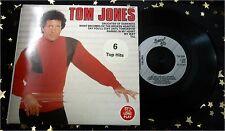 PE: TOM JONES * 6 Top hits généraux daughter of darkness * 33 1/3 Long Play (M -:))