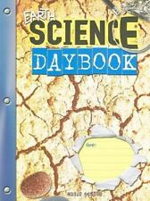 NEW - Great Source Science Daybooks: Student Edition Earth Science 2002