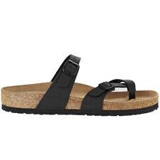 9218f5bcc2d Womens Birkenstock Mayari Holiday Birko-Flor Beach Summer Flat Sandals US  5-11
