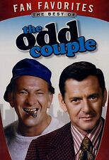 BRAND NEW DVD // THE ODD COUPLE // THE BEST OF // FAN FAVORITES // 8 EPISODES