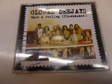 CD  Global Deejays What a Feeling (Flashdance)