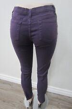 """NICE Miley Cyrus Max Azria Skinny Purple  Jeans Juniors Size 13 x 31""""L"""