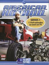 AMERICAN HOT ROD SERIES 1 - 4 DVD BOX SET, 13 FULL EPISODES AS SEEN ON DISCOVERY