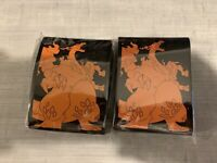 2x Pokemon Champion's Path ETB Charizard VMAX 65 Card Sleeves - 130 Total SEALED