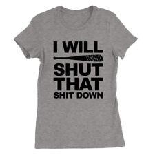 4a5fb9eeb6 The Walking Dead Tops   Shirts for Women