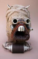 STAR WARS ANH Tusken Raider Respirator Cylinder Movie Prop Replica Dark Brown
