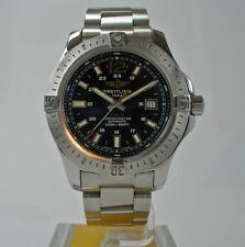 Hau breitling Colt 44 Automatic cronómetros full set 2015 caballeros reloj Steel Watch