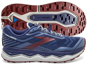 Brooks Caldera 4 Mens Deep Cobalt/Blue/Red, Multiple sizes, New In Box