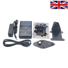 Hurricane HP-2 Black Tattoo Power Supply Digital Dual 100V-240V 50Hz-60Hz UK