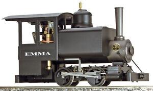Accucraft Trains - Emma 0-4-0, 7/8ths, Live Steam